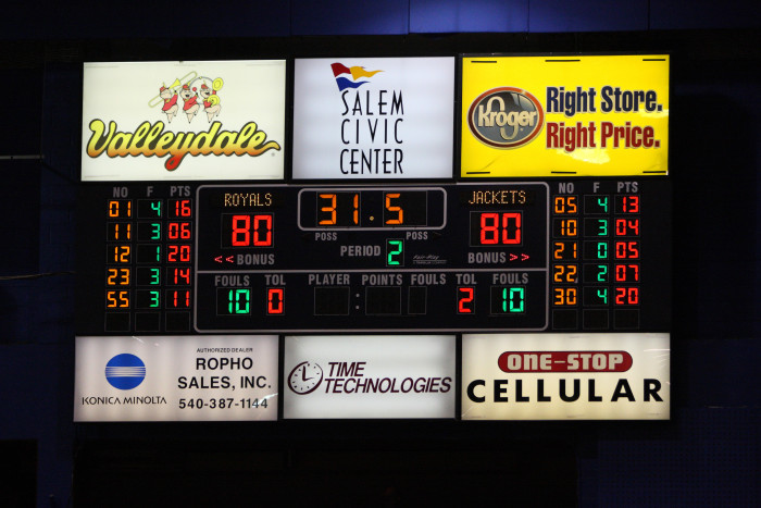 Scoreboards Videoboards Scoring Tables Va Nc Md Wdc