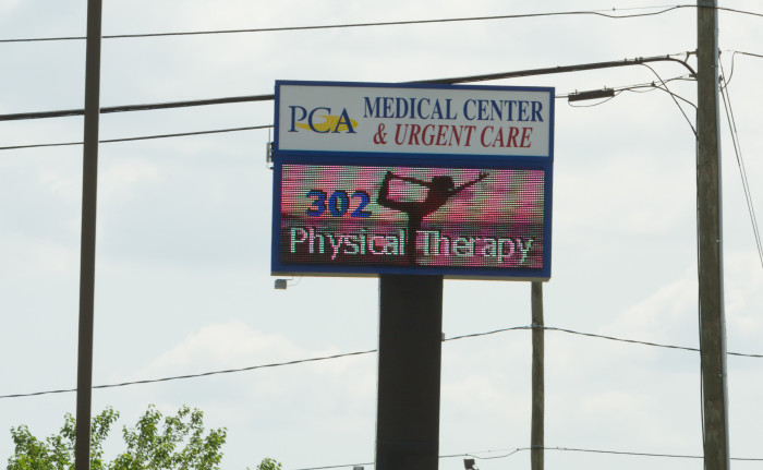 PCA Medical Center adds Digital signage at their Salem, VA location