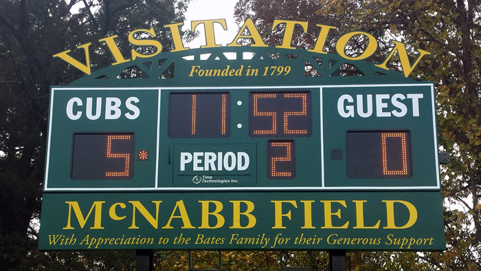 Scoreboards Videoboards Scoring Tables Va Nc Md Wdc Wv