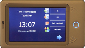 Time Technologies Times & Attendance Tracking